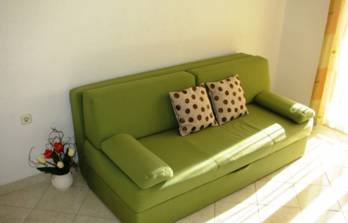 Apartments Di - Paloc: Green apartment A2+2
