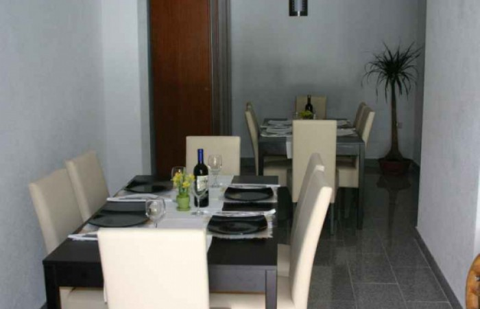 Pansion apartmani Napoli: Restaurant