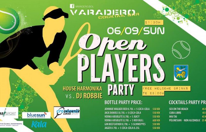 06.09. Open Player's Party