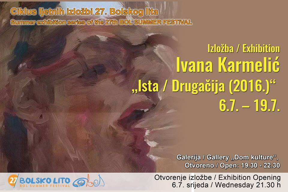 Art Exhibition - Ivana Karmelić