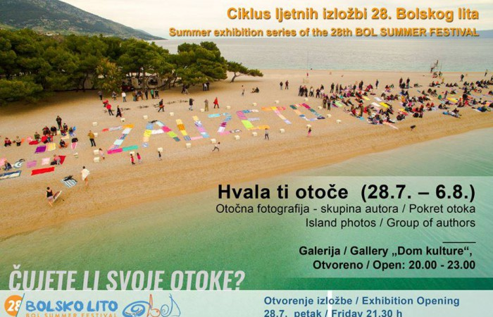 Photo Exhibition - Hvala ti Otoče!