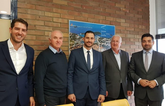 Meeting regarding WTA Croatia Bol Open 2019
