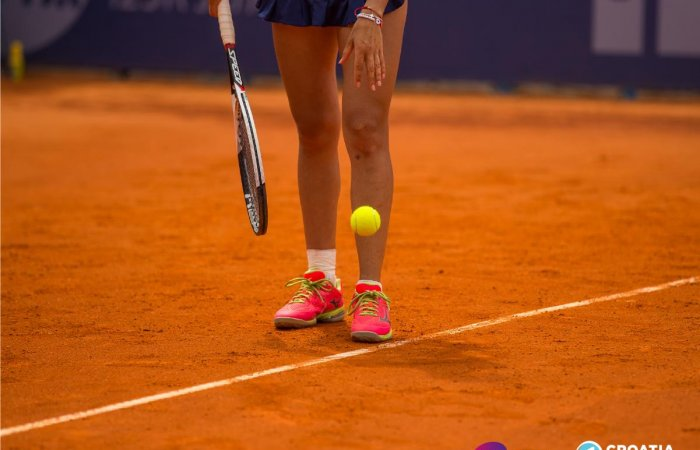 WTA Croatia Bol Open - Tournament starts