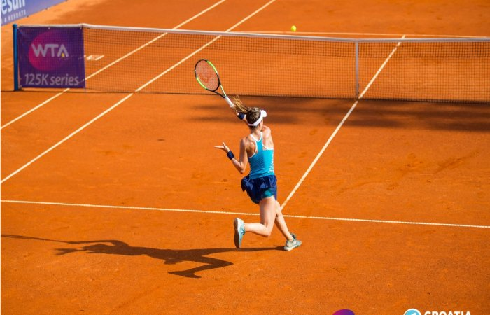 WTA Croatia Bol Open - Day two