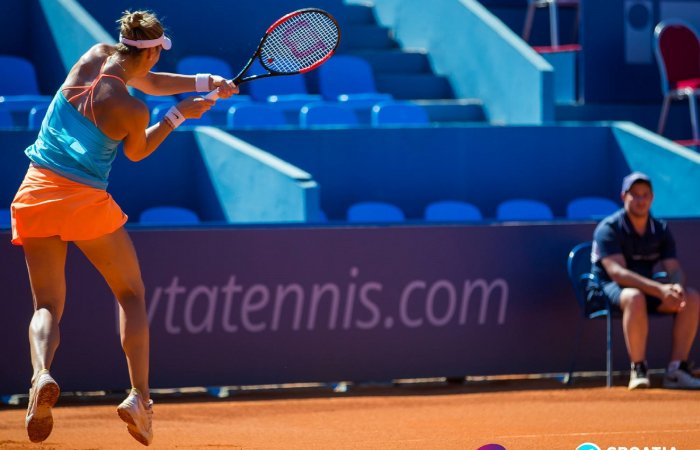 Program za WTA Croatia Bol Open