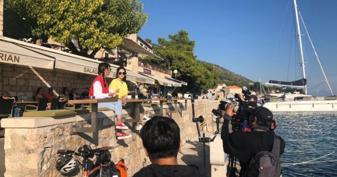 Popular Korean show being shot in Croatia