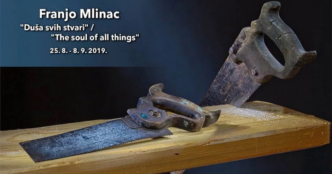 Exhibition by Franjo Mlinac