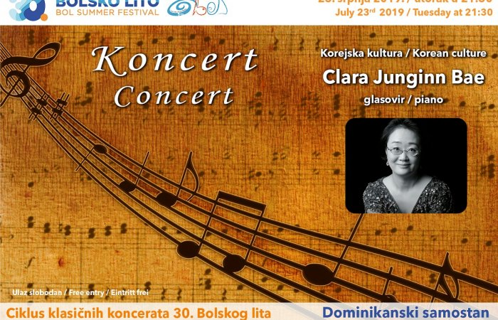 Classical concert series - 23.07.