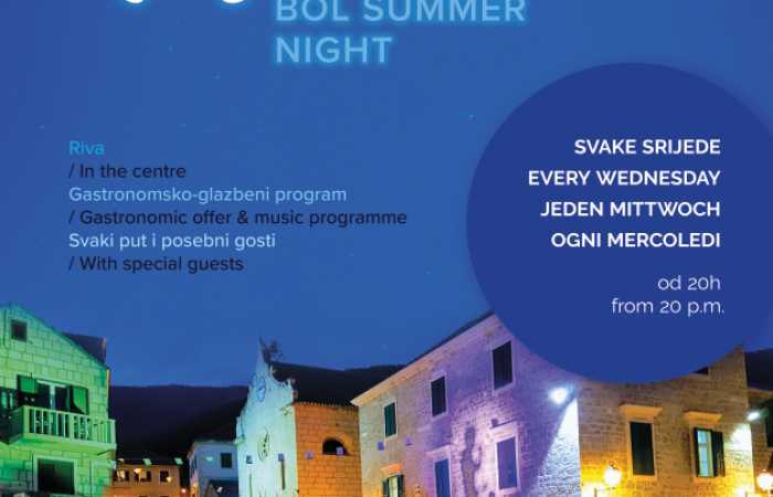 Bol Summer Night - 18.09.