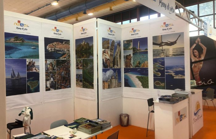 International tourism fair in Naples