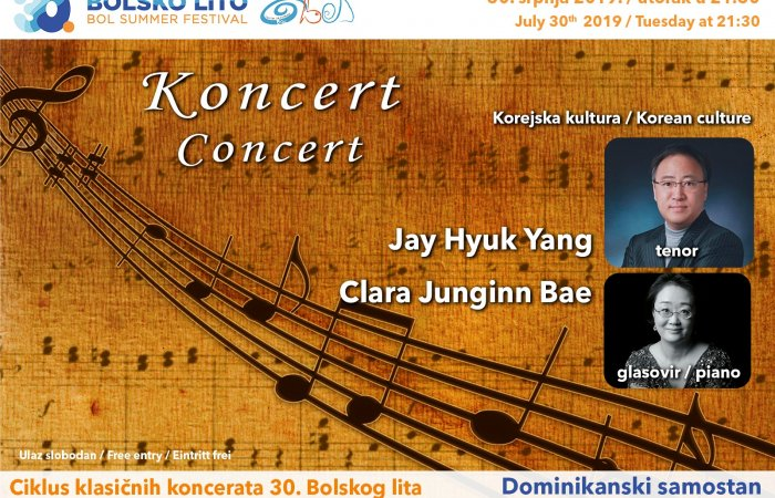 Classical concert series - 30.07.