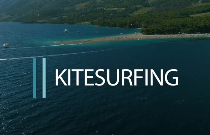 Our stories from Bol - Kitesurfing